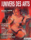 Couverture du magazine Univers des Arts n°162 - 12/2011-02/2012