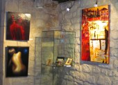 """ Salon international des arts 2012 - AEAF "" - Photo © Eliora Bousquet"