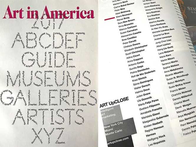 art in america guide 2017 eliora bousquet
