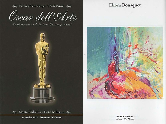 catalogue oscar dell arte 2017 eliora bousquet