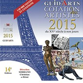 Dictionary of Contemporary Quoted Artists 2015