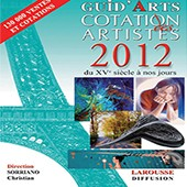 Larousse Dictionary of Contemporary Quoted Artists 2012