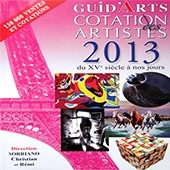 Dictionary of Contemporary Quoted Artists 2013