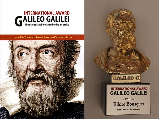 International Award Galileo Galilei 2017 Eliora Bousquet